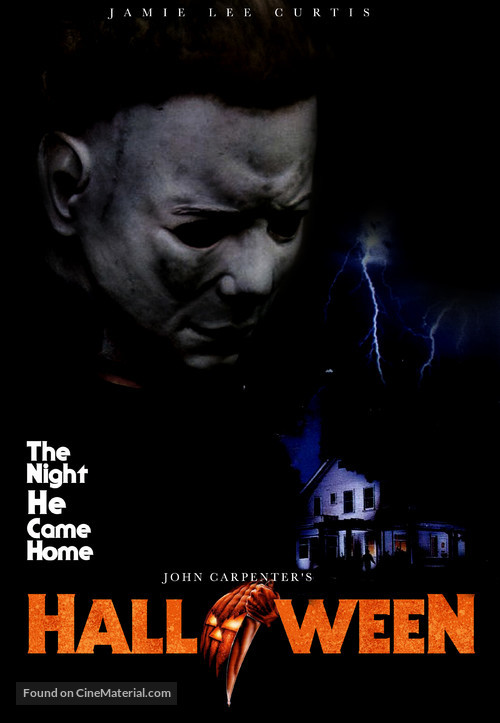 Halloween - Canadian Movie Poster