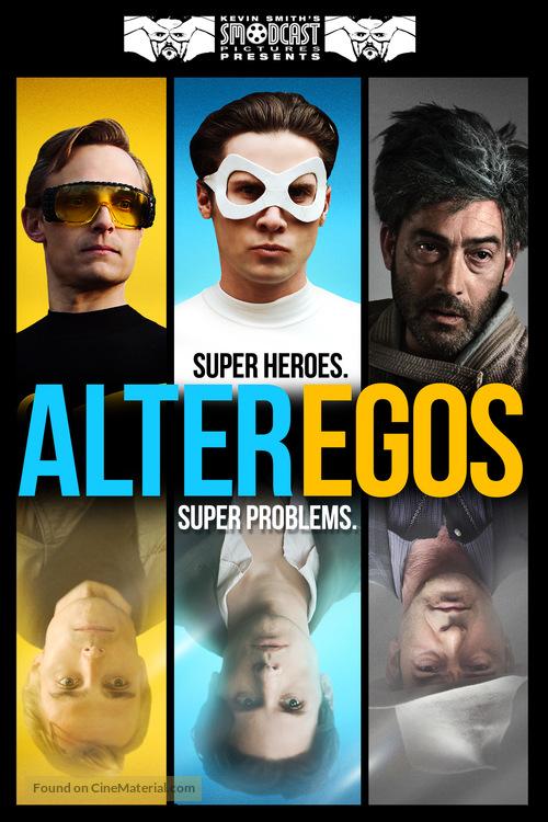 Alter Egos - DVD movie cover