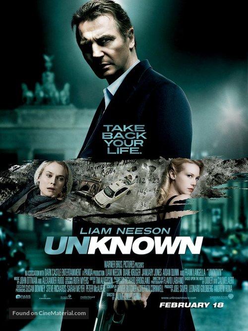 Unknown - Philippine Movie Poster