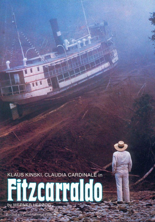 Fitzcarraldo - Movie Poster