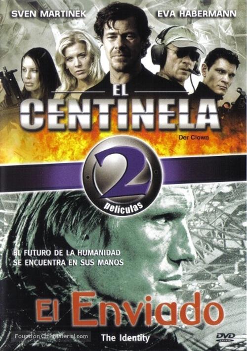 Der Clown - Mexican DVD movie cover