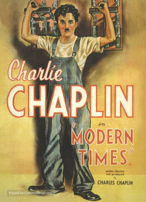 Modern Times - Movie Poster