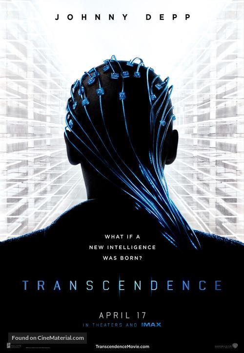 Transcendence - Movie Poster
