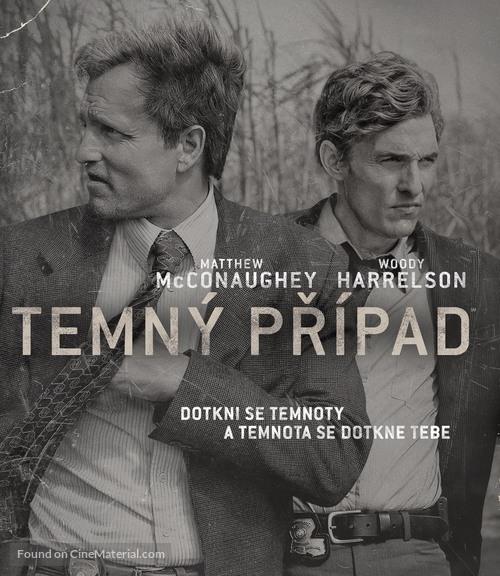 """True Detective"" - Czech Blu-Ray movie cover"