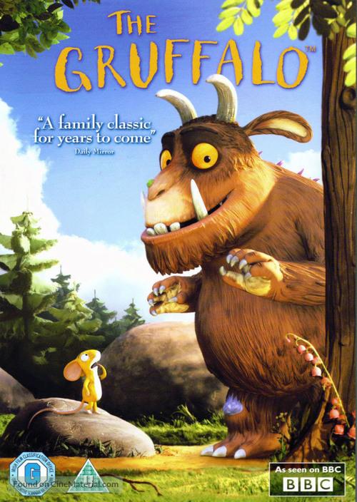 The Gruffalo - British Movie Cover