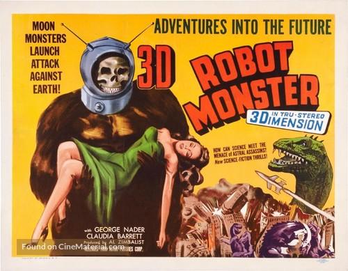 Robot Monster - Movie Poster