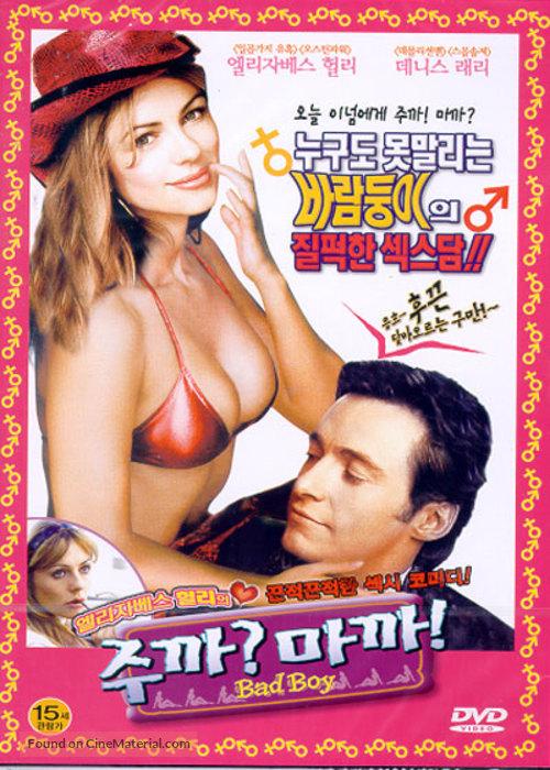Bad Boy - South Korean Movie Cover