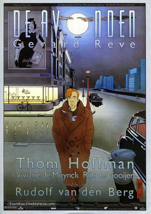 De avonden - Dutch Movie Poster