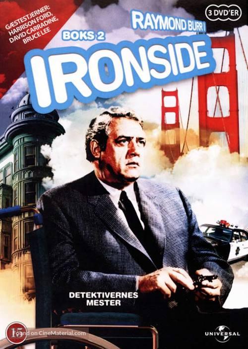 """""""Ironside"""" - Danish DVD movie cover"""