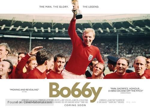 Bobby - British Movie Poster