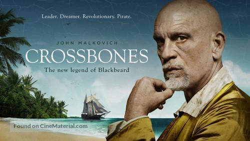 """Crossbones"" - Movie Poster"
