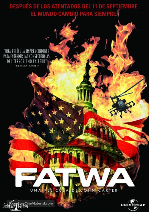 Fatwa - Spanish Movie Poster