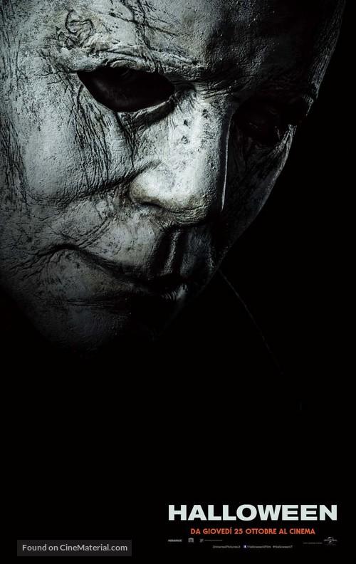 Halloween - Italian Movie Poster