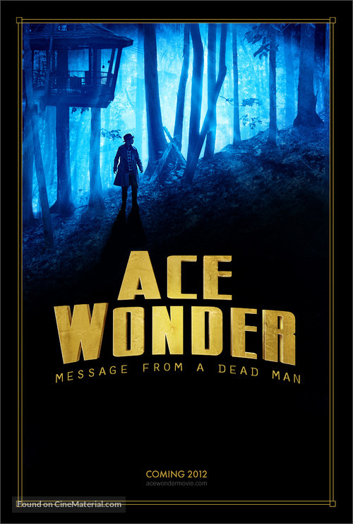 Ace Wonder: Message from a Dead Man - Movie Poster