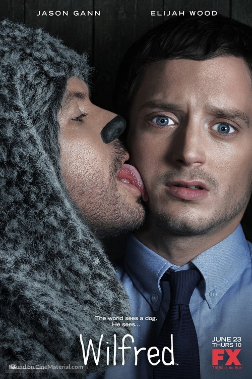 """""""Wilfred"""" - Movie Poster"""