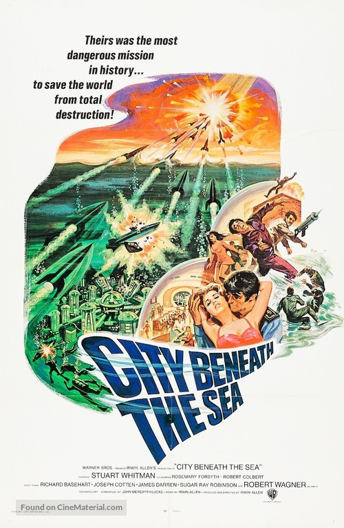 City Beneath the Sea - Movie Poster