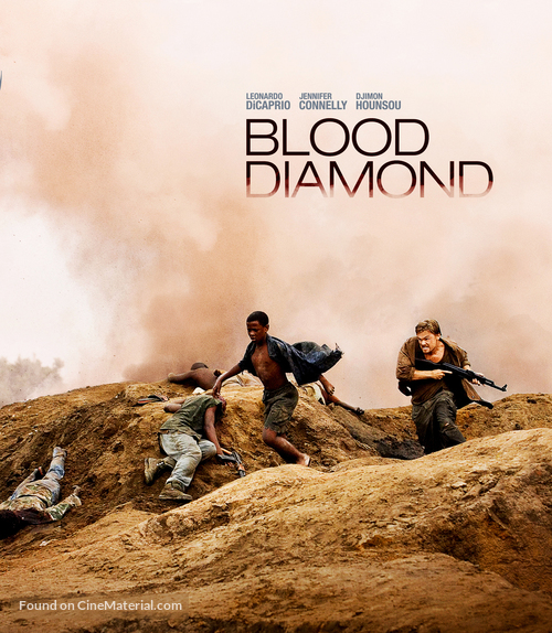 blood diamonds movie review
