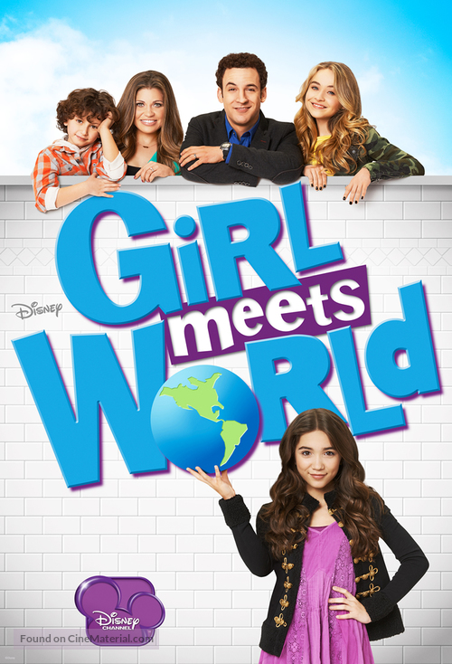 """Girl Meets World"" - Movie Poster"