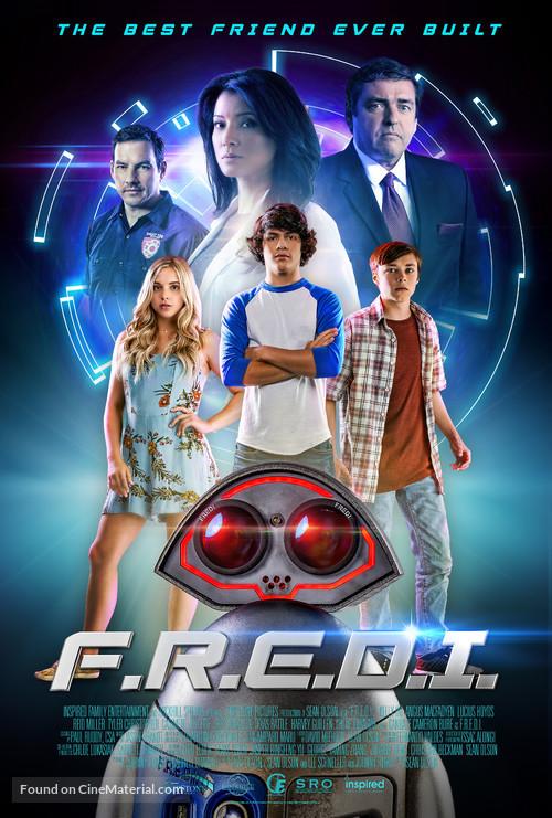 F.R.E.D.I. - Movie Poster