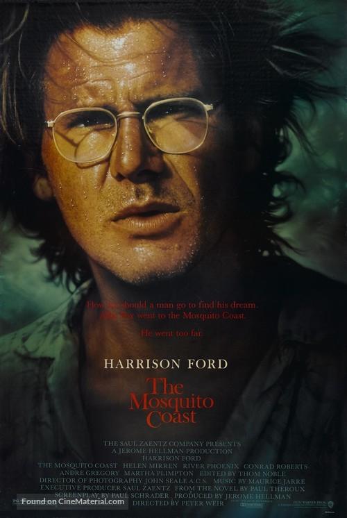 The Mosquito Coast - Movie Poster