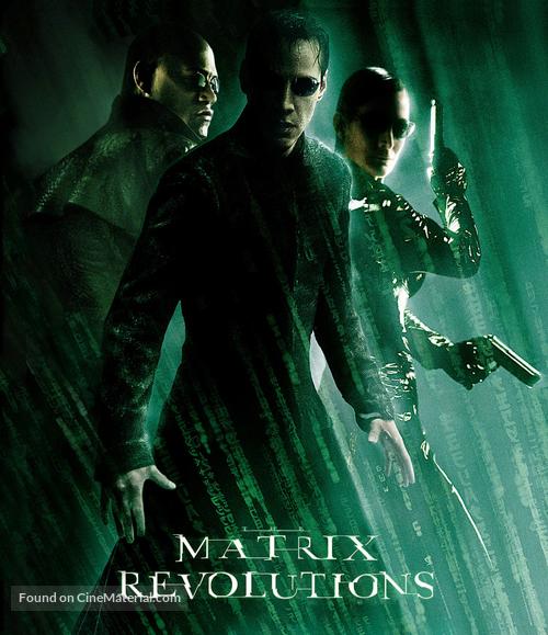 an analysis of the matrix revolutions movie