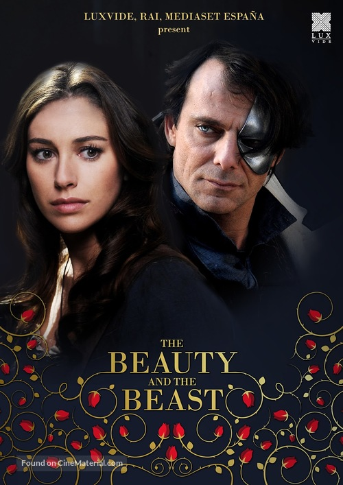 """""""Beauty and the Beast"""" - Spanish Movie Poster"""