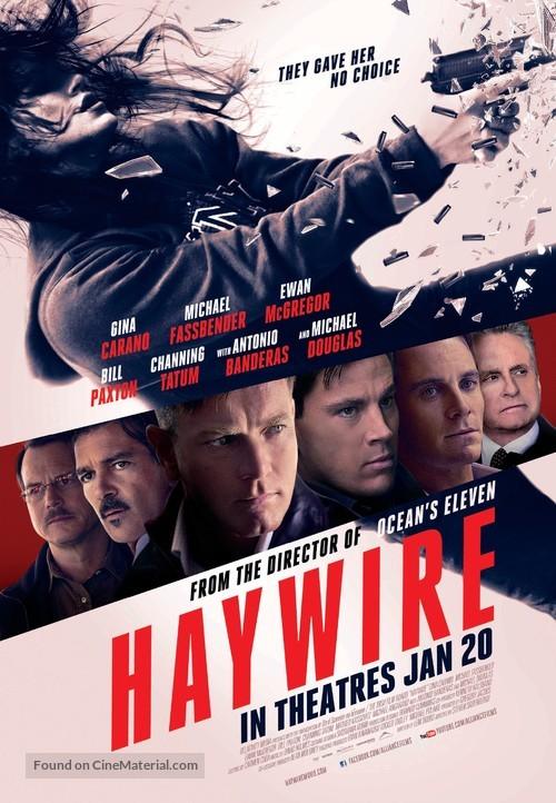 Haywire - Movie Poster