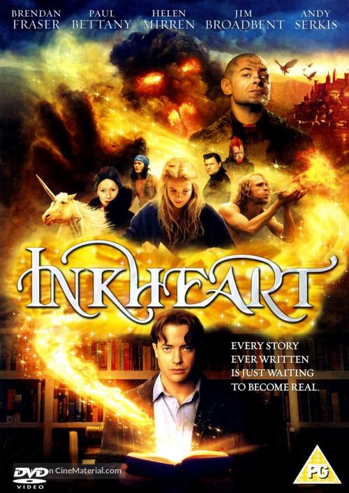 Inkheart - British Movie Cover