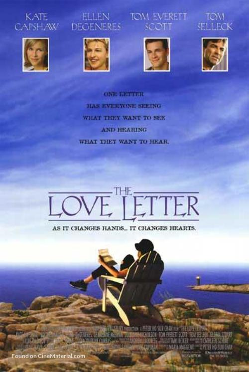The Love Letter movie poster
