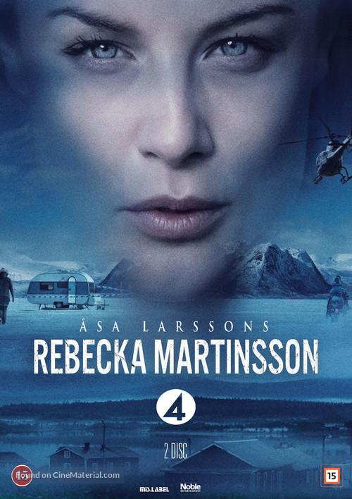 """Rebecka Martinsson"" - Danish Movie Cover"