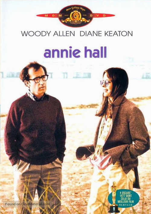 Annie Hall - French Movie Cover