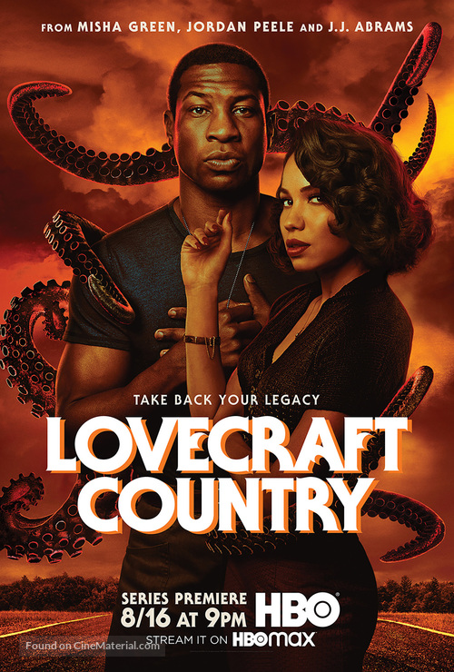 """""""Lovecraft Country"""" - Movie Poster"""
