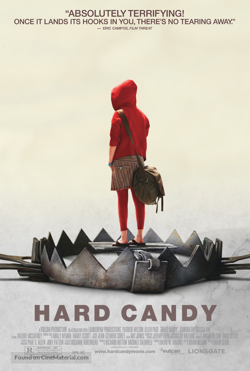 Hard Candy - Movie Poster