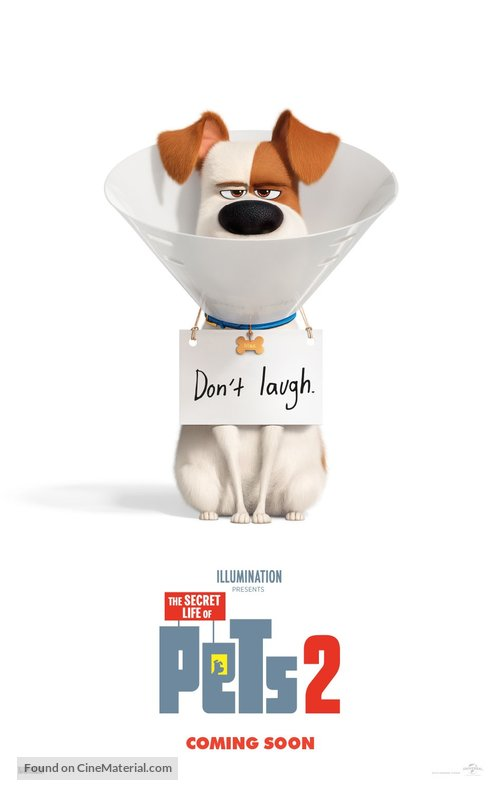 The Secret Life of Pets 2 - International Movie Poster