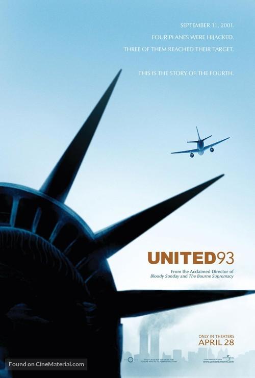 United 93 - Movie Poster