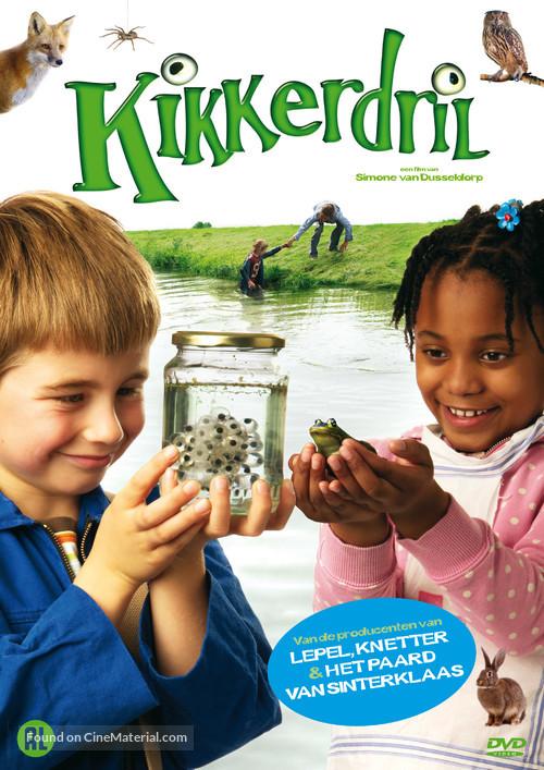 Kikkerdril - Dutch Movie Cover