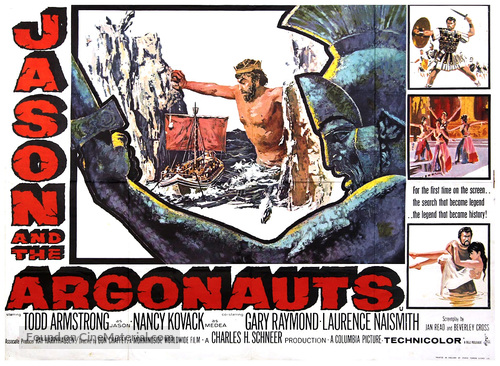 Jason and the Argonauts - Movie Poster