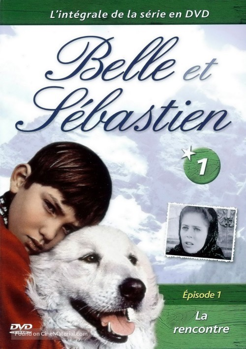 """Belle et Sébastien"" - French DVD cover"