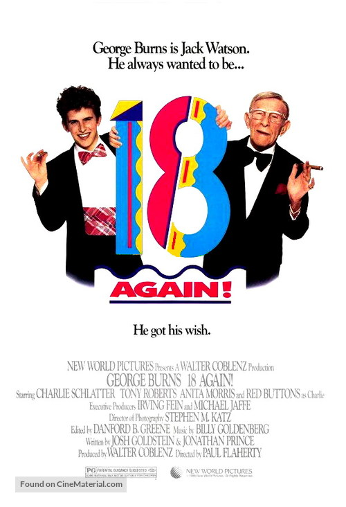 18 Again! - Movie Poster