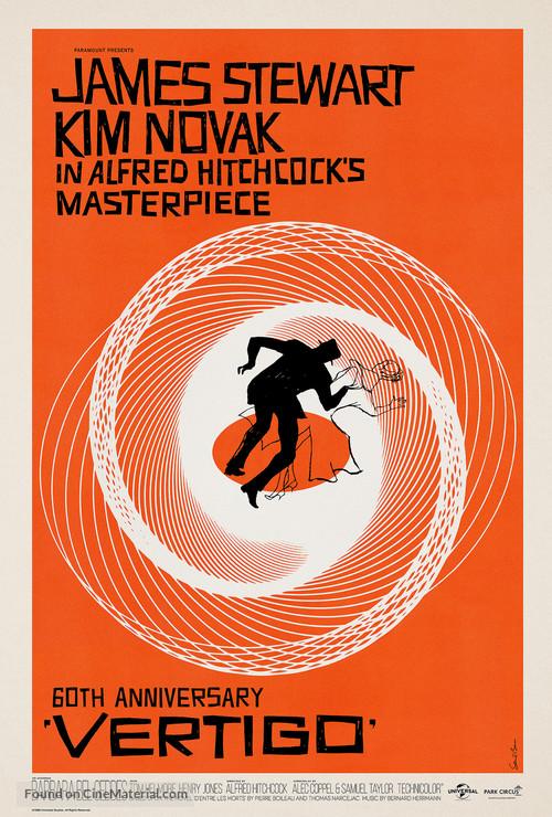 Vertigo - British Movie Poster
