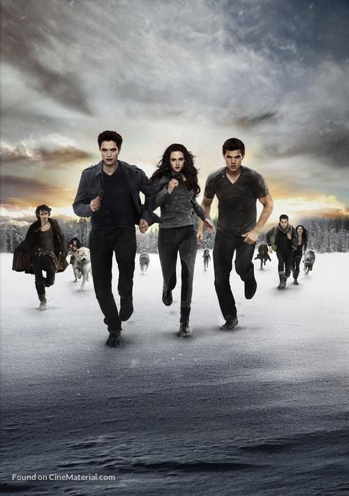 The Twilight Saga: Breaking Dawn - Part 2 - Key art