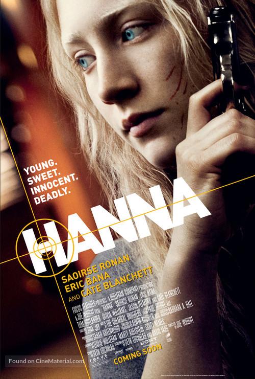Hanna - Movie Poster