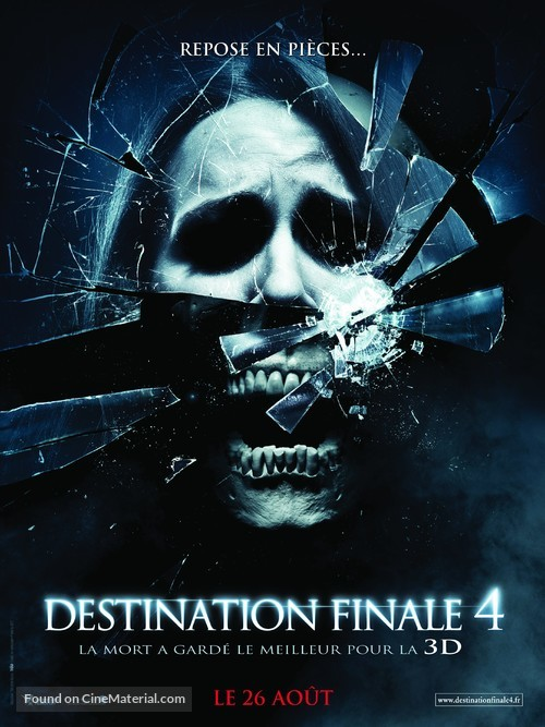 The Final Destination - French Movie Poster