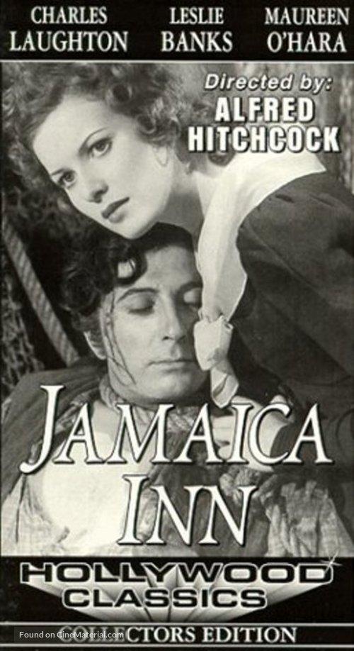 Jamaica Inn - VHS cover