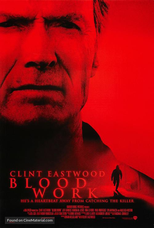 Blood Work - Movie Poster