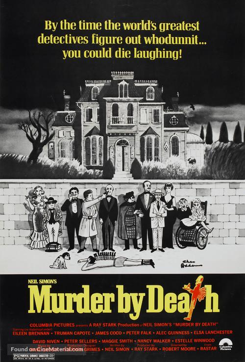 Murder by Death - Movie Poster