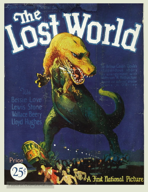 The Lost World - poster