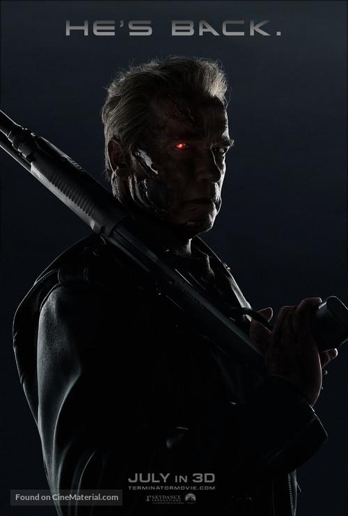 Terminator Genisys - Movie Poster