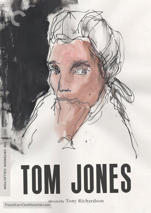 Tom Jones - DVD movie cover
