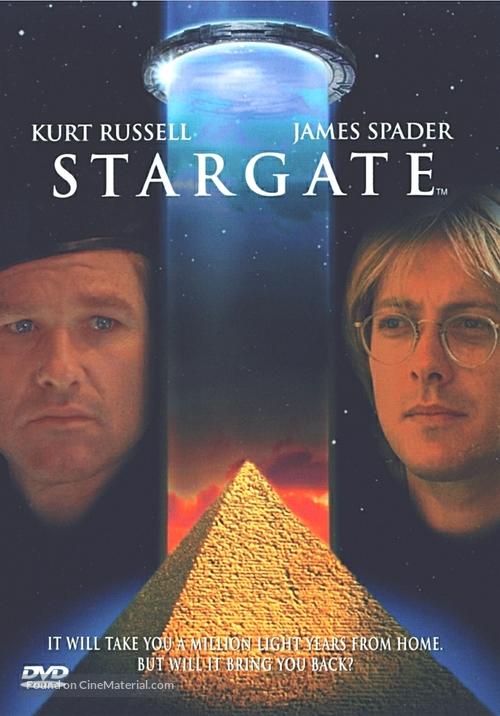 Stargate - DVD movie cover